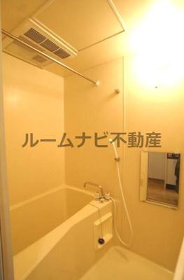【浴室】シンシア早稲田