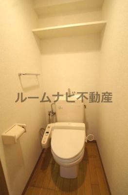 【トイレ】シンシア早稲田