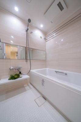 【浴室】クリオ両国壱番館 2000年築 角 部屋 リ ノベーション済