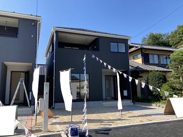 【外観】水戸市姫子新築第4/2号棟