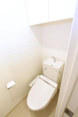 【トイレ】スカイコートパレス錦糸町Ⅱ