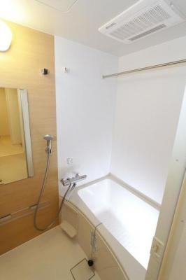 【浴室】スカイコートパレス錦糸町Ⅱ