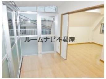 【居間・リビング】メゾン赤塚