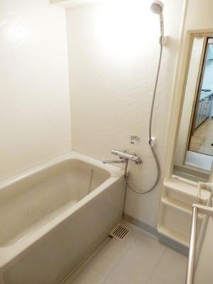 【浴室】北寺尾大滝マンション