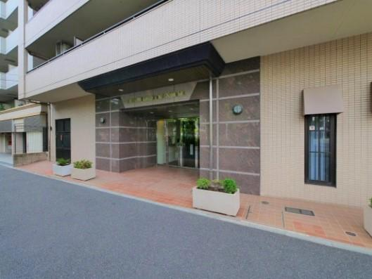【外観】クリオ横浜関内弐番館