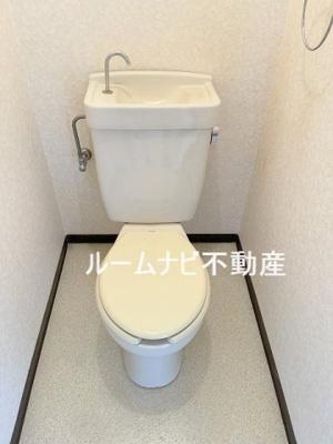 【トイレ】JUN高島平