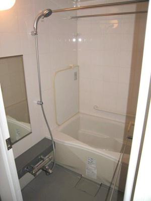 【浴室】グランブリエ横濱山下公園
