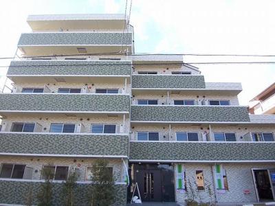 都営浅草線「西馬込」駅より徒歩9分の分譲賃貸マンションです