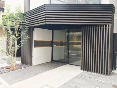 【エントランス】レガリス木場ステーションフロント