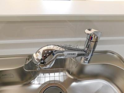 浄水器付水栓