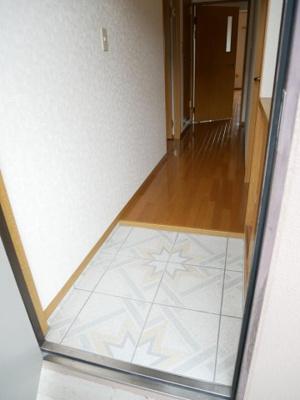 【玄関】サンライトマンション