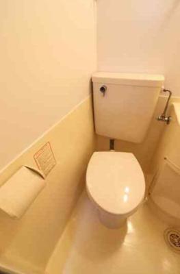 【トイレ】メイプルハウス町田