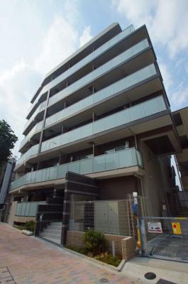 東急池上線「長原」駅より徒歩7分の分譲賃貸マンションです。