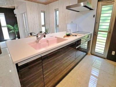【キッチン】所沢市小手指南3丁目 平成24年築
