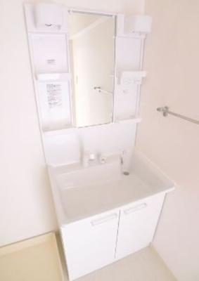 シャワー付き洗面台!