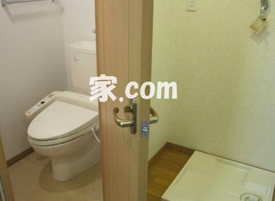 【トイレ】エメロードマンション