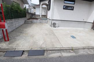 千葉市中央区浜野町 中古一戸建 浜野駅 車種制限がございますが、2台可能です!
