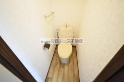 【トイレ】山本マンション