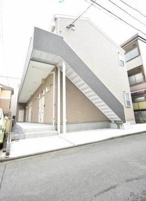 【外観】シティハイツ旭町
