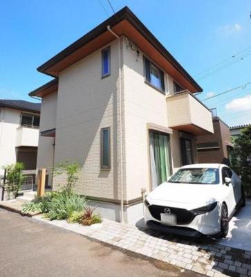 【外観】所沢市宮本町 築浅!!令和3年築