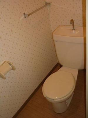 【トイレ】サンシティカーム