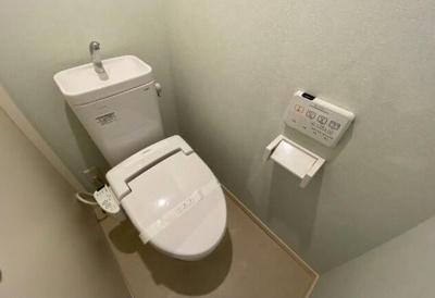 【トイレ】アーバンテラス矢部