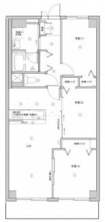 JR南武線「矢向」駅 川崎セントラルコーポ