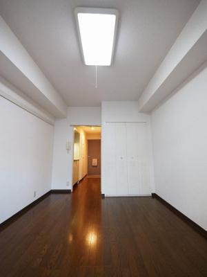 広々6.8帖のお部屋