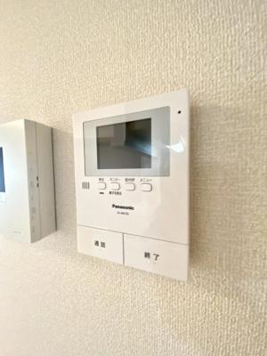 【セキュリティ】D-room内原 B棟