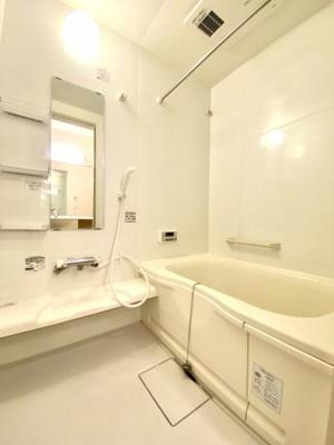 【浴室】D-room内原 B棟