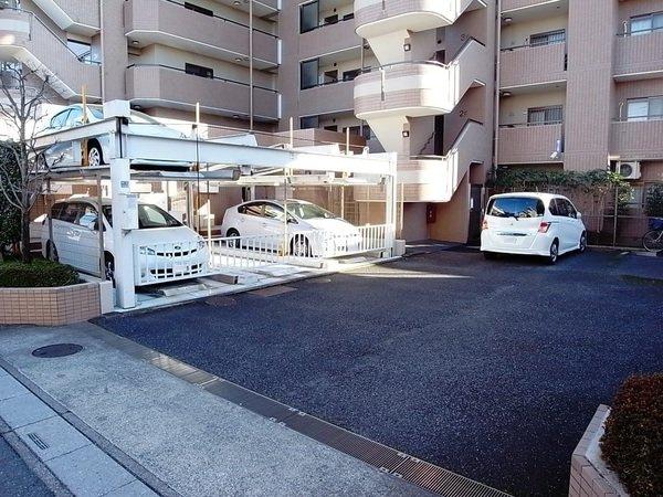 【駐車場】エクセル北越谷