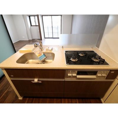 【キッチン】プレール・ドゥーク押上Ⅳ