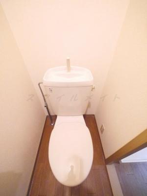 【トイレ】サクラハイツ