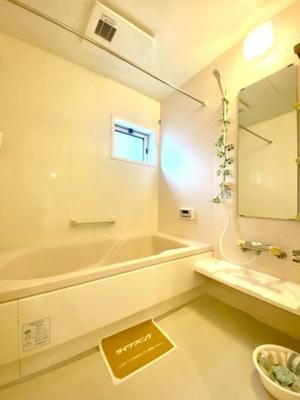 【浴室】D-roomたつみⅡ