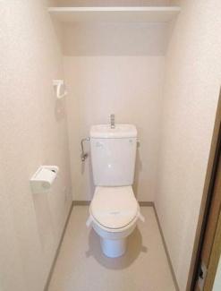 【トイレ】ラ・ベルヴィ