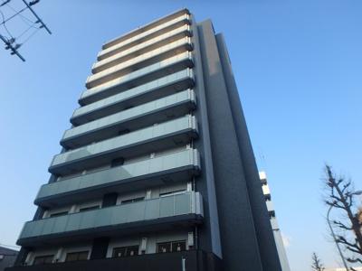2018年4月竣工の分譲賃貸マンションです。
