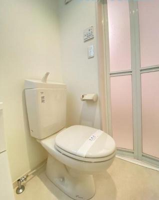 【トイレ】ラ・シャンス北里 2号棟