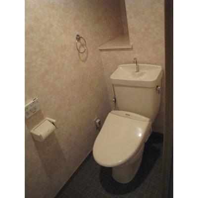 【トイレ】モネ水草