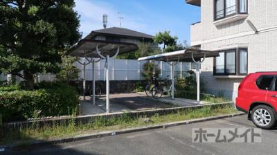 【駐車場】ジェイコート高槻桜ヶ丘