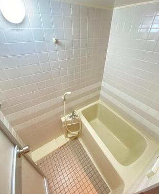 【浴室】アリオス北里