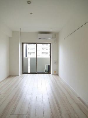 「約9.0帖の広々とした居室です」