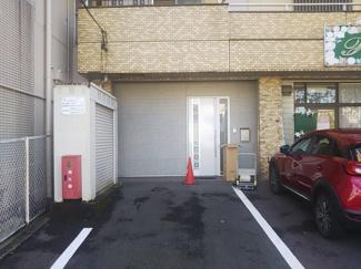 本陣通沿い 昭和61年築RC造マンション