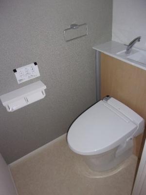 【トイレ】セレーノ押上