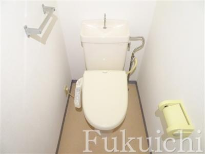 【トイレ】シーダー柿の木坂