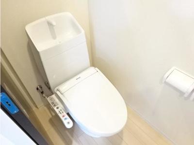 【トイレ】クレープ マートル