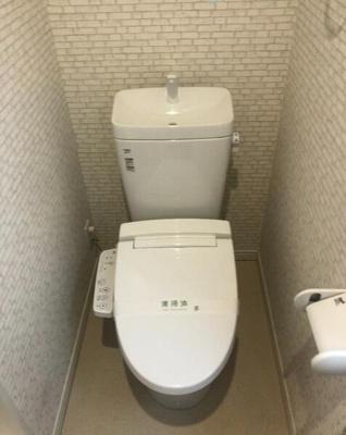 【トイレ】La Luce 北里