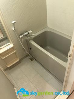 【浴室】グランマーレ湘南公園EAST