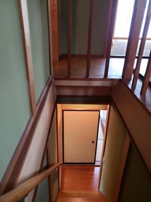【内装】鳥取市西町1丁目借家