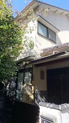 【外観】鳥取市西町1丁目借家