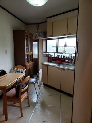 【キッチン】鳥取市西町1丁目借家